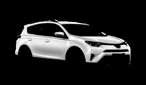 Цвета кузова RAV4 Hybrid